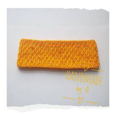 """9 To se mi líbí, 0 komentářů – Andrea G. (@___handmade_by_a___) na Instagramu: """"* Čelenka zdobená korálky 💛 #crochet #crocheting #crochetclothes #headband #crochetheadband #yellow…"""" Handmade, Accessories, Instagram, Fashion, Moda, Fasion, Hand Made, Trendy Fashion, Handarbeit"""