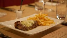 In the mood for a medium rare prime steak? Headquarters in Cape Town has free meat Mondays: sirloin, salad and chips.