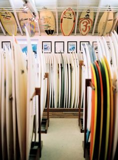 Channel Islands surfboards. These guys have come quite a ways since I was growing up.