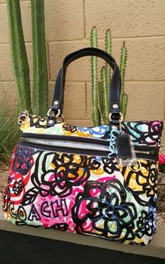 The More Attention You Pay To Coach Handbags… Coach Bags Outlet, Cheap Coach Bags, Coach Handbags, Coach Purses, Purses And Handbags, Fashion Handbags, Fashion Bags, Teen Fashion, Fashion Outfits
