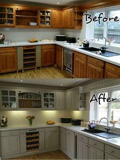 Treat your Kitchen to a New look Today!