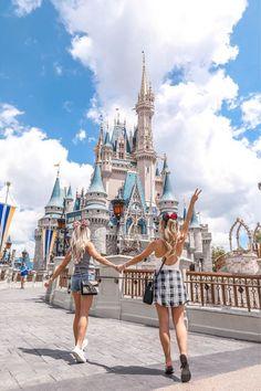 Bucket List Check: My trip to Disney World! - Bucket List Check: My trip to Disney World! Imágenes efectivas que le proporcionamos sobre diy clot - Disney World Fotos, Viaje A Disney World, Disney World Trip, Disney Trips, Disney List, Disney Best Friends, Outfit For Disney World, Bff Pics, Photos Bff