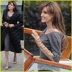 Angelina Jolie is a Beautiful Boater | Angelina Jolie : Just Jared