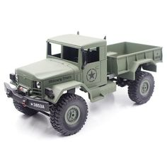 HENG LONG 3853A RC Military Truck RTF