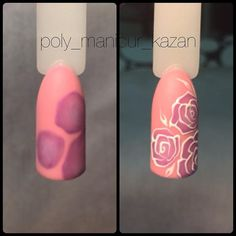 In look for some nail designs and ideas for your nails? Listed here is our list of 25 must-try coffin acrylic nails for fashionable women. Get Nails, Hair And Nails, Gel Nail Art, Acrylic Nails, Uñas One Stroke, Nail Art Fleur, Kawaii Nails, Flower Nail Art, Rose Nail Art