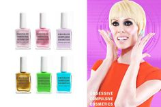 OCC Plastic Passion Spring 2014 Makeup Collection http://www.sephora.com/product/productDetail.jsp?keyword=deven%20green&skuId=1601624&productId=P377412&_requestid=121716