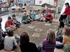 Responsive Classroom techniques, such as relationship-building morning meetings and engaging student-led activities, get students focused and ready to learn. Classroom Behavior, Classroom Management, Classroom Ideas, Preschool Behavior, Classroom Discipline, Classroom Expectations, Positive Discipline, Class Management, Management Tips