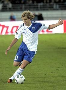 Teemu Pukki marca su primer tanto con la selección finlandesa absoluta #TeemuPukki #YouFirstClient