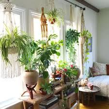 Artificial Hanging Plants utilized in the bedroom