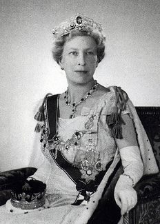 Princess Mary, The Princess Royal.  Daughter of George V and Mary of Teck, she was the sixth Princess Royal.  She married the Earl of Harewood.