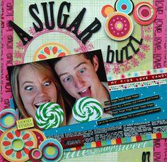 a sugar buzz /dianne hudson