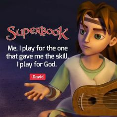 113 Best Superbook Quotes Images In 2019 Believe In God Bible
