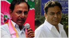 CM KCR KTR gets EC shock