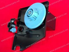 300.00$  Buy here - http://aliuja.worldwells.pw/go.php?t=1345111189 - Q6670-60052 HP Designjet 8000S 8000SF 8000SR Take-up-reel (TUR) motor original new without new packaging 300.00$