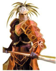 Tenkai Nankobu from Onimusha: Dawn of Dreams