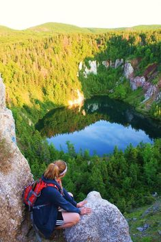 hiking in Cape Breton Island, Nova Scotia. I want to go there someday! Oh The Places You'll Go, Places To Travel, Places To Visit, O Canada, Canada Travel, Nova Scotia, Ottawa, Quebec, Cap Breton