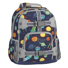 Mackenzie Navy Solar System Backpackbestproductscom Toddler Backpack 9d348bf64679f