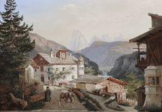 Josef Arnold der Jüngere - St. Peter, Lajen (1845).
