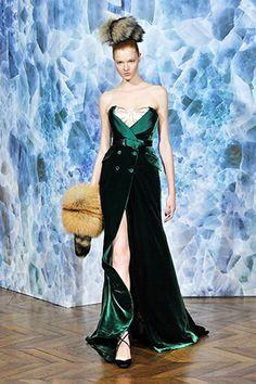 Alexis Mabille Haute Couture Fall Winter 2014-2015, look 16. www.alexismabille.com