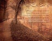 Scripture Art Inspirational Art Bible Verse Art by lifeverse