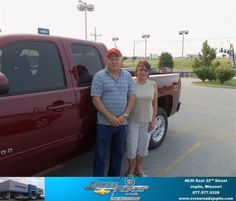 #HappyAnniversary to Mary Frazier on your 2013 #Chevrolet #Silverado 1500 from Robert Stringer  at Crossroads Chevrolet Cadillac!