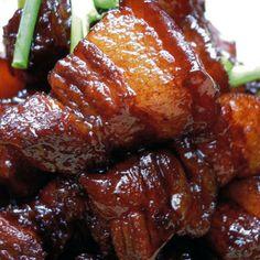 Shanghainese Red-Braised Pork