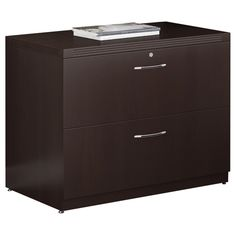 Mayline Aberdeen 30-inch Lateral File Cabinet - Possible office file cabinet