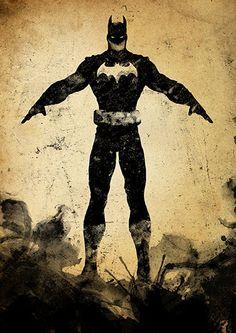 Superhéroes increíble película minimalista cartel por moonposter                                                                                                                                                     Más