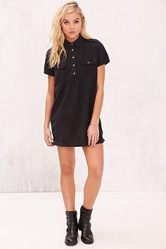 BDG Cameron Utility Shirtdress