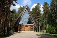 Paaterin kirkko, Lieksa