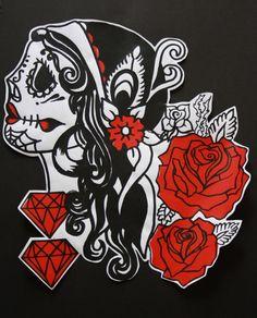 Sugar-Skull Gypsy