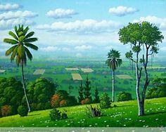Valle de la Vega Real, La Vega, R.D.