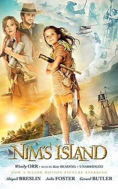 Check out my blog at... http://southwelllibrary.blogspot.co.nz/2016/07/nims-island-by-wendy-orr-general-fiction.html