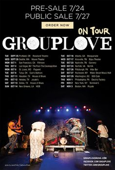 GROUPLOVE Official Site
