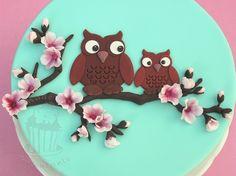 Patchwork Cutter Eulen owls