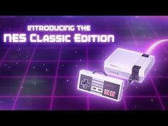 NES classic Edition Trailer - http://www.gamingilluminaughty.com/nes-classic-edition-trailer/