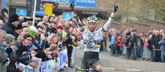 Veldritkrant.be | Nieuws | Sven Nys rijdt concurrentie in de vernieling in Zonnebeekse Kasteelcross 18.1.14