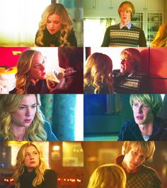"""""""This is bigger to me than your revenge against the Graysons. This is my…""""  """"..family.""""-Nolan and Emily, Revenge 1x19"""