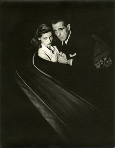 Bacall & Bogie