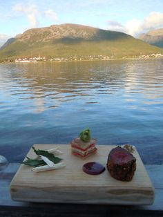 whales meat and the lofoten.