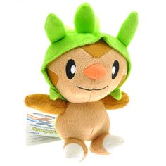 "$5.84 (Buy here: https://alitems.com/g/1e8d114494ebda23ff8b16525dc3e8/?i=5&ulp=https%3A%2F%2Fwww.aliexpress.com%2Fitem%2F1pcs-Pokemon-XY-Series-Plush-Toy-Cute-9-Pokemon-Chespin-Plush-Soft-Stuffed-Animals-Toys-Doll%2F32489313052.html ) 1pcs Pokemon XY Series Plush Toy Cute 9"" Pokemon Chespin Plush Soft Stuffed Animals Toys Doll Presents for Children With Tag for just $5.84"