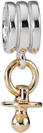Pandora Baby Charms Pacifier