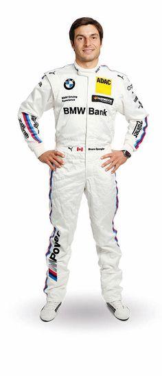 Bruno Spengler fährt 2016 für das BMW Team MTEK in der DTM