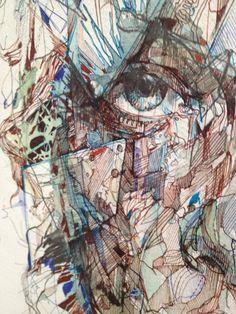 Carne Griffiths Modern Art, Nests, Portrait, Faces, Painting, Headshot Photography, Painting Art, Portrait Paintings, The Face