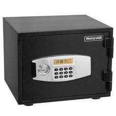 Honeywell 0.52-cu. Ft. Fire and Security Safe with Digital/key Lock by Honeywell. $304.00