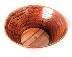 Large Wooden Bowl Tineo Wood Bowl Kitchen Decor Bowl by amyswicks, $92.00