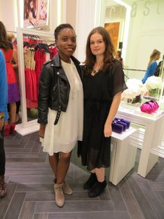 Coast's New Flagship Store Launch Party.looking good ladies Xx Beauty Box Subscriptions, Launch Party, Black Box, Bridesmaid Dresses, Wedding Dresses, Coast, Product Launch, Brand New, Chic