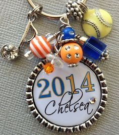 Class of 2013 PERSONALIZED Name Senior gift School by buttonit, $18.50