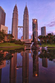 Kuala Lumpur Malaysia via flickr