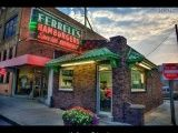 Ferrell's Hamburgers, hamburger and breakfast diner (counter stools and take out only) established in 1929 in Hopkinsville, Ky. .... Registered historic site.  Main Street Hopkinsville Kentucky  http://my.travelchannel.com/my-favorite-burgers/Historic---Sausage--/sgallery.esi